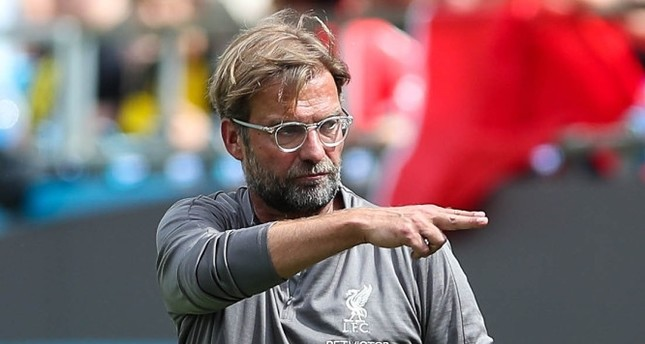 Klopp says pressure on Liverpool to deliver trophies