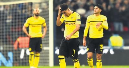 Borussia Dortmund on high alert with season at risk