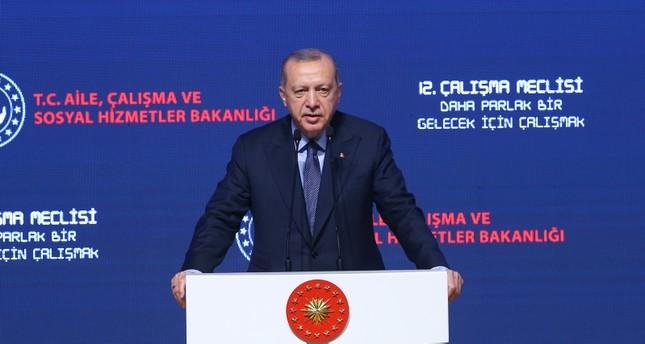 أردوغان يؤكد عزم بلاده الوصول إلى مصاف أكبر عشرة اقتصادات في العالم