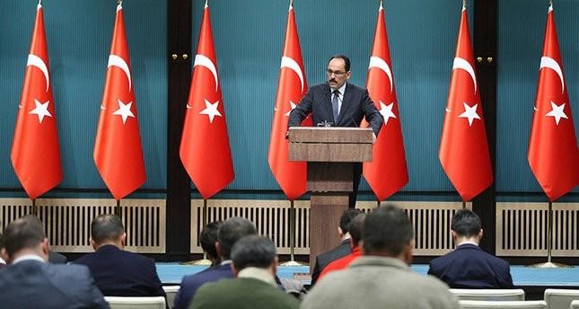 متحدث الرئاسة التركية: على أوروبا احترام نتائج الاستفتاء في بلادنا