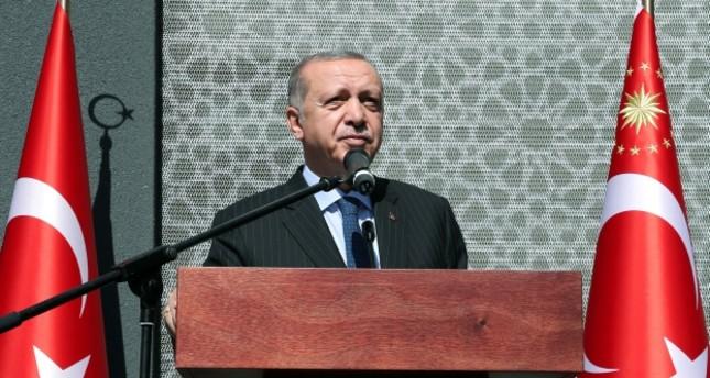 أردوغان: منظمة غولن الإرهابية تستغل رحابة صدر جنوب إفريقيا وسنتصدى لها