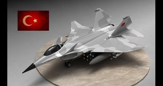 نائب أردوغان: المقاتلة الوطنية التركية سترى النور عام 2023