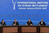 Erdoğan urges US and Saudi Arabia to join Astana peace talks