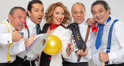 Radio drama on stage: Here comes Radyatro