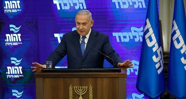 نتنياهو لماكرون: التوقيت غير مناسب لإجراء مباحثات مع إيران