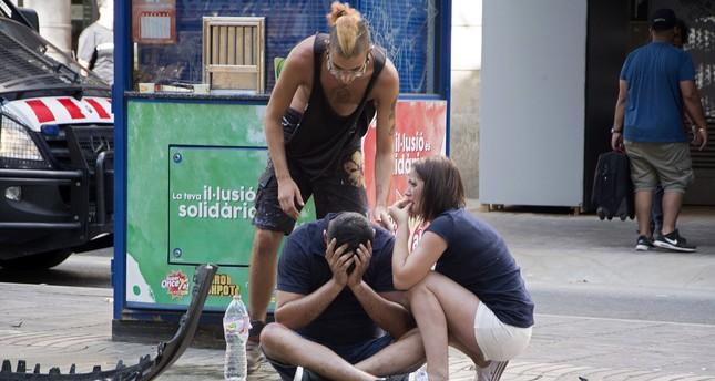 اعتقال مشتبه فيه بتنفيذ عملية الدهس وسط برشلونة