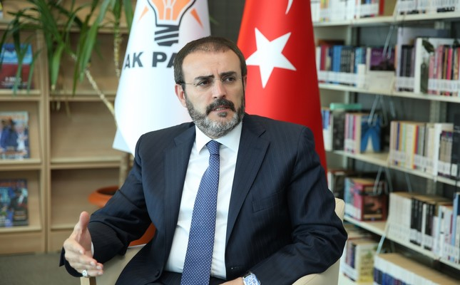 AK Party Spokesman Ünal said there has always been an effort to create tension concerning lifestyle since the AK Party came to power, and underlined that everyone's lifestyle and beliefs are under the assurance of the state.