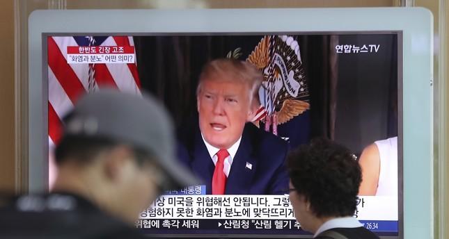 ترامب: ترسانة أسلحتنا النووية أقوى من أي وقت مضى