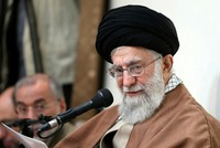 Khamenei blames Iran's foreign 'enemies' for anti-government protests