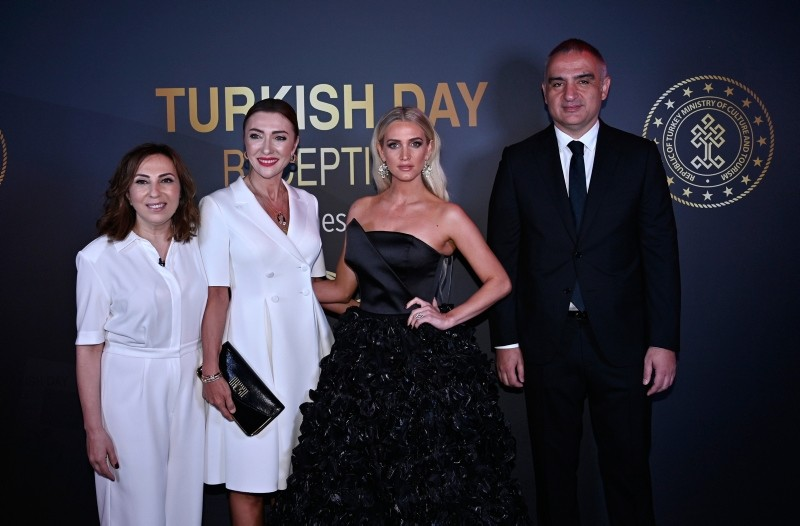 Turkish Day reception leaves its mark on 72nd Cannes Film Festival