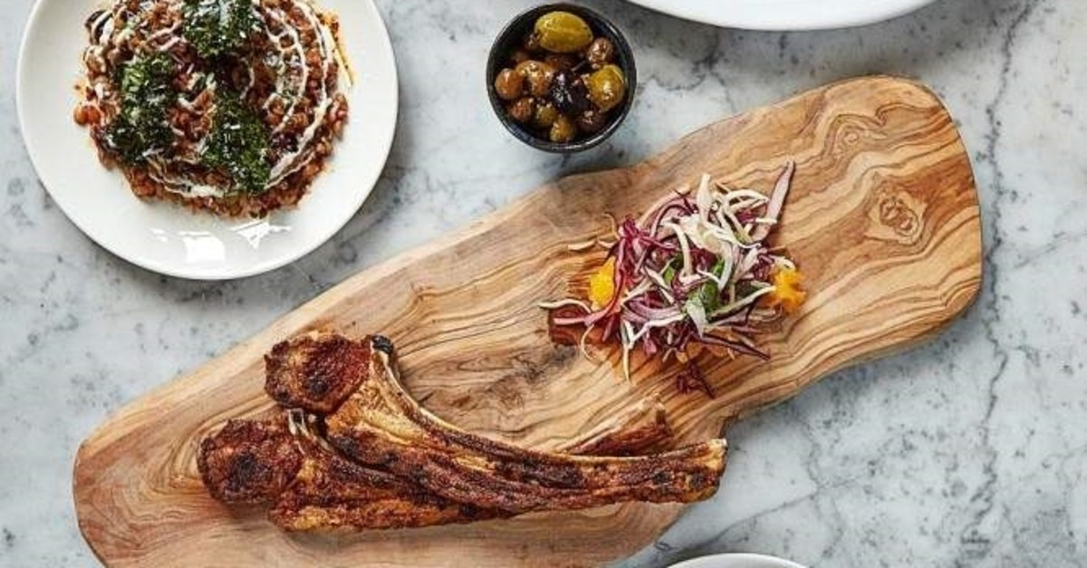 Kiazim is pushing traditional boundaries to pull Turkish cuisine out of the kebab shop and onto the London restaurant scene. (Manuel Vazquez)