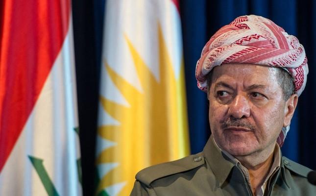 KRG leader Masoud Barzani