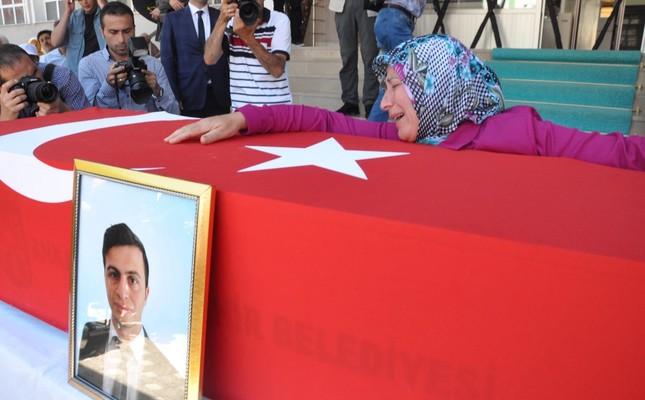 Necmettin Yılmaz, 23, was a teacher in Şanlıurfa before he was kidnapped and killed by the PKK.
