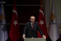 أردوغان: من كرس جهده للتنظير حول الحريات في أحداث تقسيم أصبح أبكما حول أحداث باريس اليوم