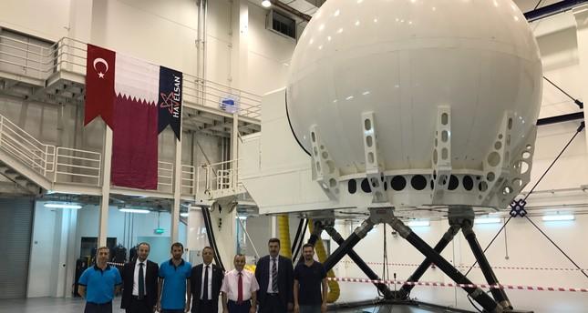 شركة تركية تطور مشروع مركز تدريب متكامل لمحاكاة قيادة المروحية لصالح قطر