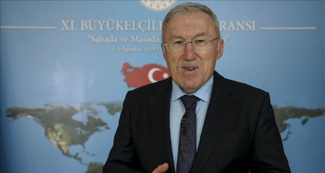سفير أنقرة بطوكيو: اليابان لم تلب تطلعاتنا فيما يتعلق بمكافحة تهديدات منظمة غولن