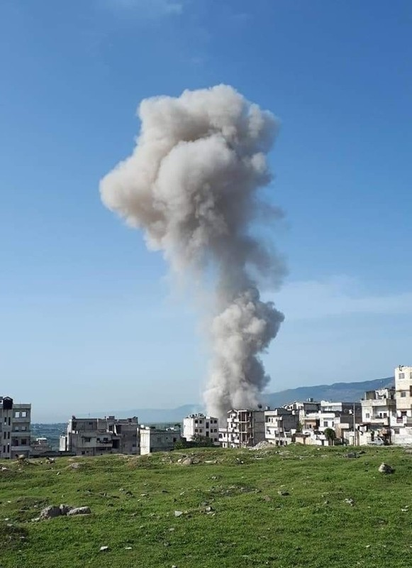 At least 15 killed in blast in northwestern Syria