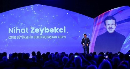 People's Alliance candidate Zeybekci aims to make Izmir magnet for investments