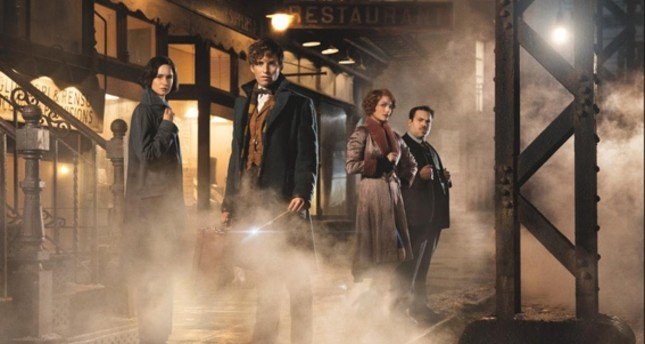 Second 'Fantastic Beasts' movie coming in Nov 2018