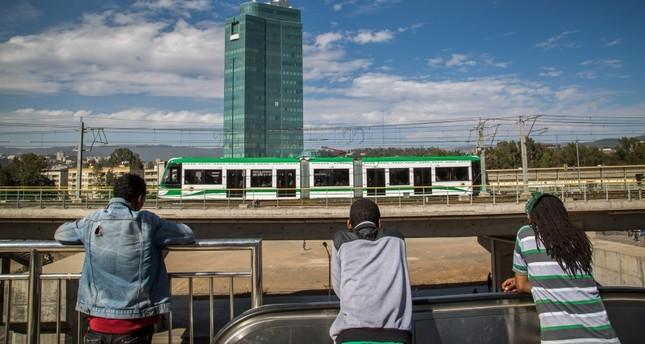 العاصمة الأثيوبية أديس أبابا (AP)