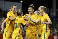 Australian women's football team wins equal pay