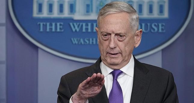 وزير الدفاع الأمريكي جيمس ماتيس -وكالة الأنباء الفرنسية
