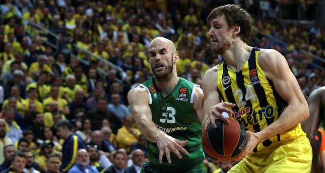 Fenerbahçe advances to final four in Euroleague