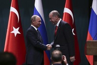 Turkey and Russia on same page regarding territorial integrity of Iraq, Syria, Erdoğan says
