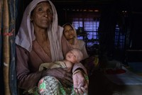 Bangladesh's Rohingya camps face growing chickenpox outbreak