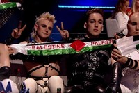Iceland fined for pro-Palestinian protest at Eurovision