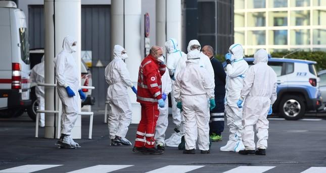 نحو 800 وفاة جديدة بكورونا في إيطاليا في عدد غير مسبوق في يوم واحد