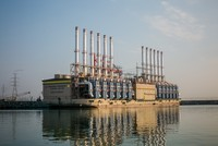 Turkish powership to generate electricity from LNG in Senegal