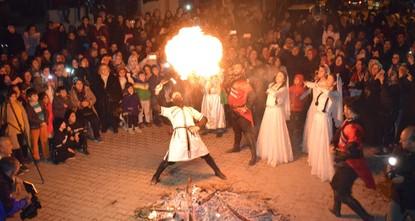 Nevruz, the festival of hope, rebirth celebrated