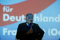 Far-right AfD calls on Germans to be proud of its world war soldiers