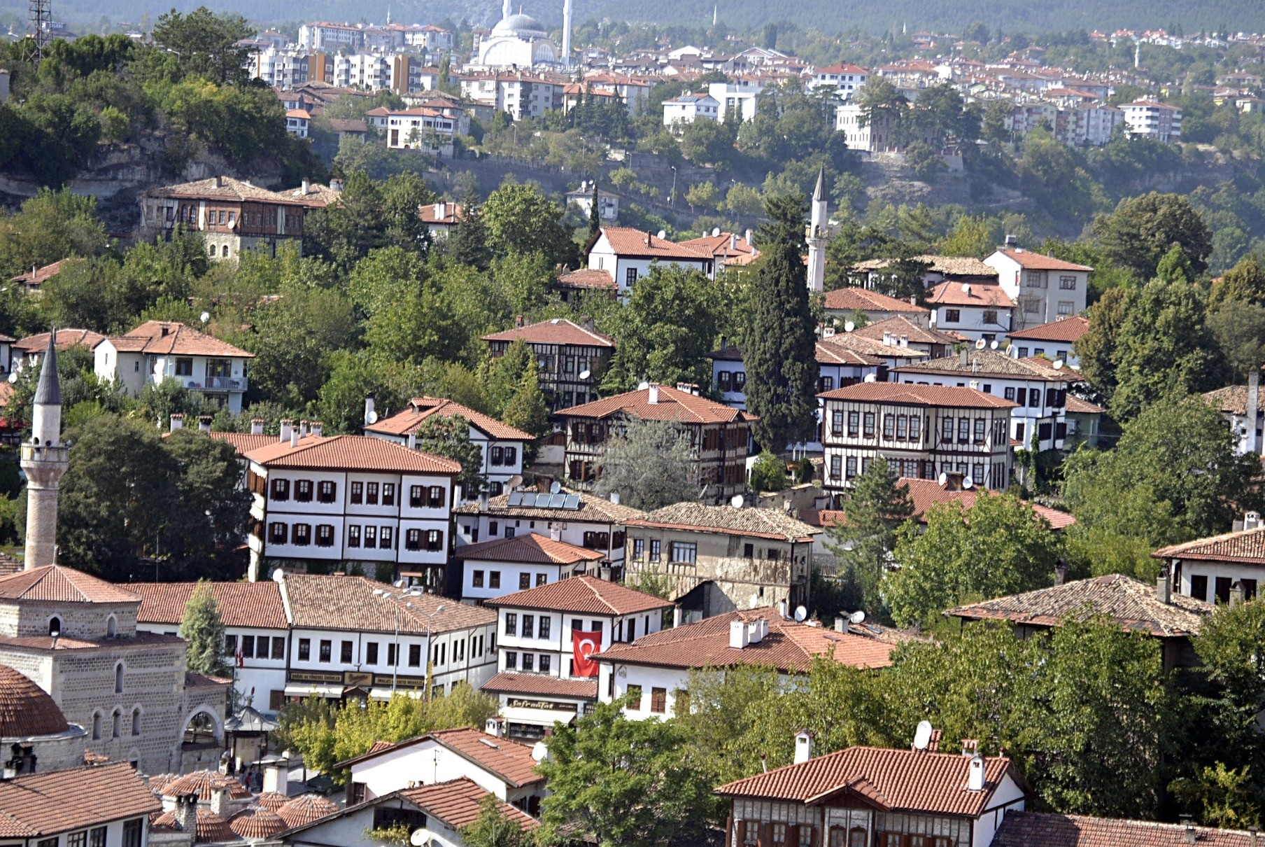 The Golden Safran Film Festival is held in Safranbolu district, which is registered by UNESCO for its unique architecture.
