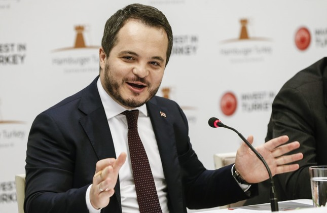 Presidency Investment Office Head Arda Ermut said they expect to exceed $11 billion in foreign investment at the end of this year.