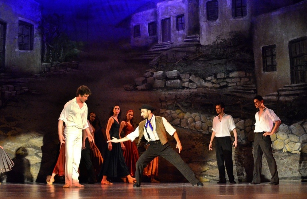 Performed in more than 35 countries, ,Zorba the Greek,, one of the most popular operas in the world, will be meeting Istanbul audience on July 7.