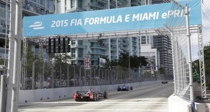 F1 seeking to hold race in Miami in 2019