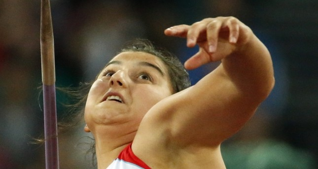 Eda Tuğsuz first Turkish in women's javelin finals