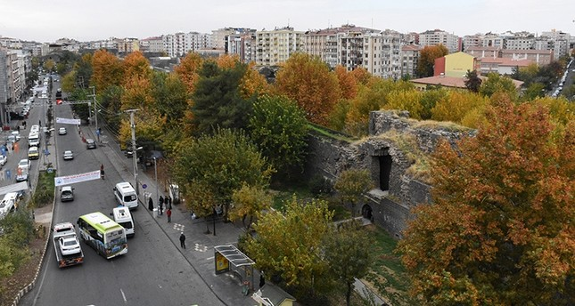 Turkey's Diyarbakır to remove visual pollution at world heritage site