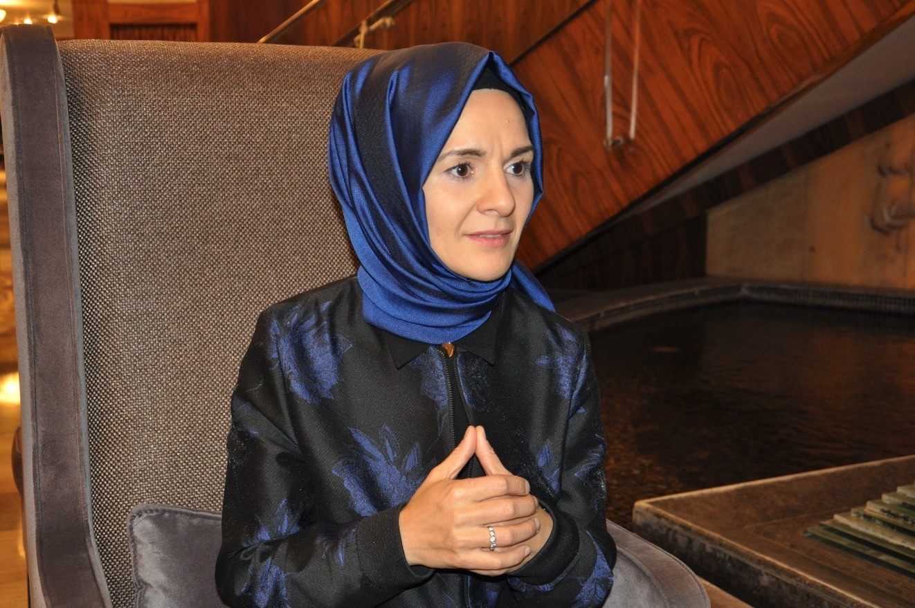 Mahinur u00d6zdemir said it is challenging in Europe to be a Muslim woman and more specifically a Muslim woman pursuing a career in politics.
