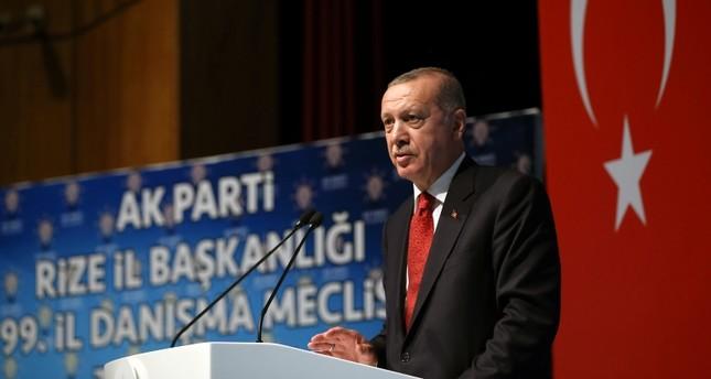 أردوغان: نستعد لاستخدام العملات المحلية في التبادلات التجارية الخارجية