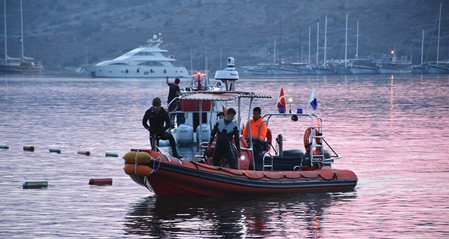 2 children dead after migrant boat sinks off w. Turkey