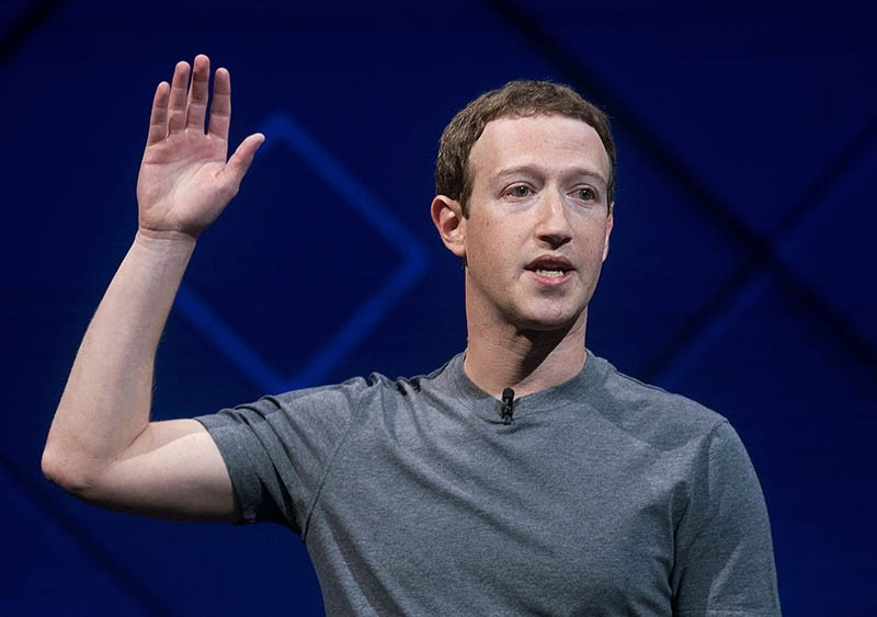 In this April 18, 2017 file photo, Facebook CEO Mark Zuckerberg speaks at his company's annual F8 developer conference in San Jose, Calif. (AP Photo)