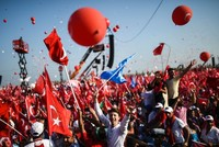 Collapse of Yenikapı consensus, the symbol of united Turkey?