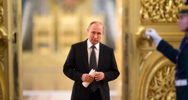 الرئيس الروسي فلاديمير بوتين (AP)