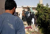 Suicide bomber kills election candidate, 7 others in Afghanistan