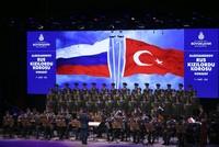 Ансамбль Александрова выступит с концертом в Стамбуле