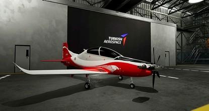 TAI to present 'virtual hangar' at Teknofest