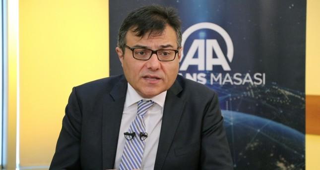 مسؤول تركي: نسعى لافتتاح مركز إسطنبول للمال مطلع 2022